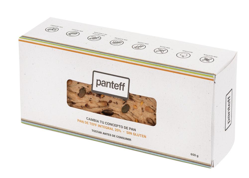 Caja de producto Panteff